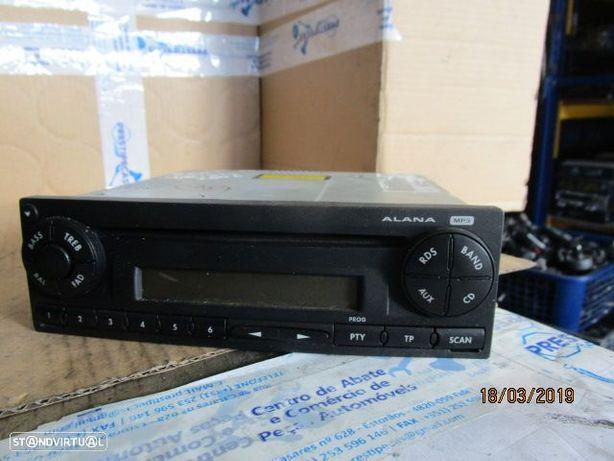 RADIO CD Sem Marca Seat Ibiza 6L0035186C SEAT / IBIZA / 2008 / ALANA /