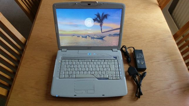 "Ноутбук Acer 5920 хард 550gb 2gb пам""ять"