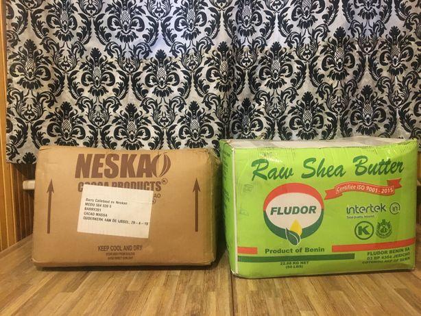 Какао масло масло Ши