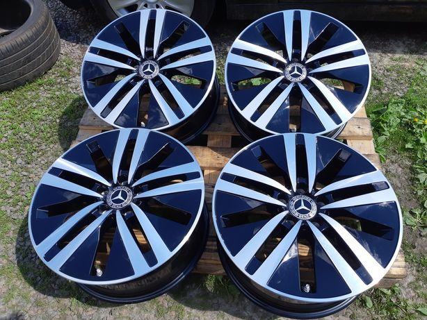 Диски R18 5 112 Mercedes S class 222 5x112