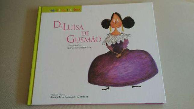 D. Luísa de Gusmão - Coleção Nomes com História