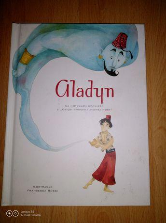 Alladyn książka dla dzieci