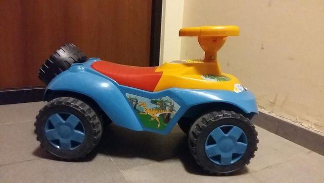Детский автомобиль ДРАКОНЧИК