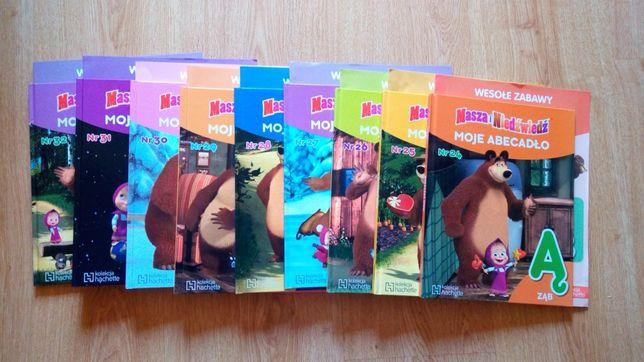 Masza i niedźwiedź - kolekcja książek