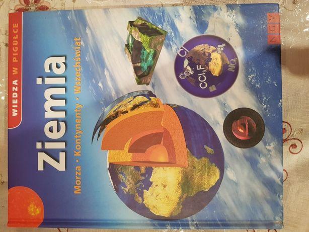 Książki o Ziemi i wynalazkach