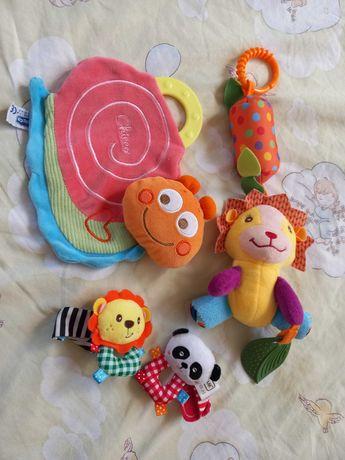 Продам іграшки гризунці для малят