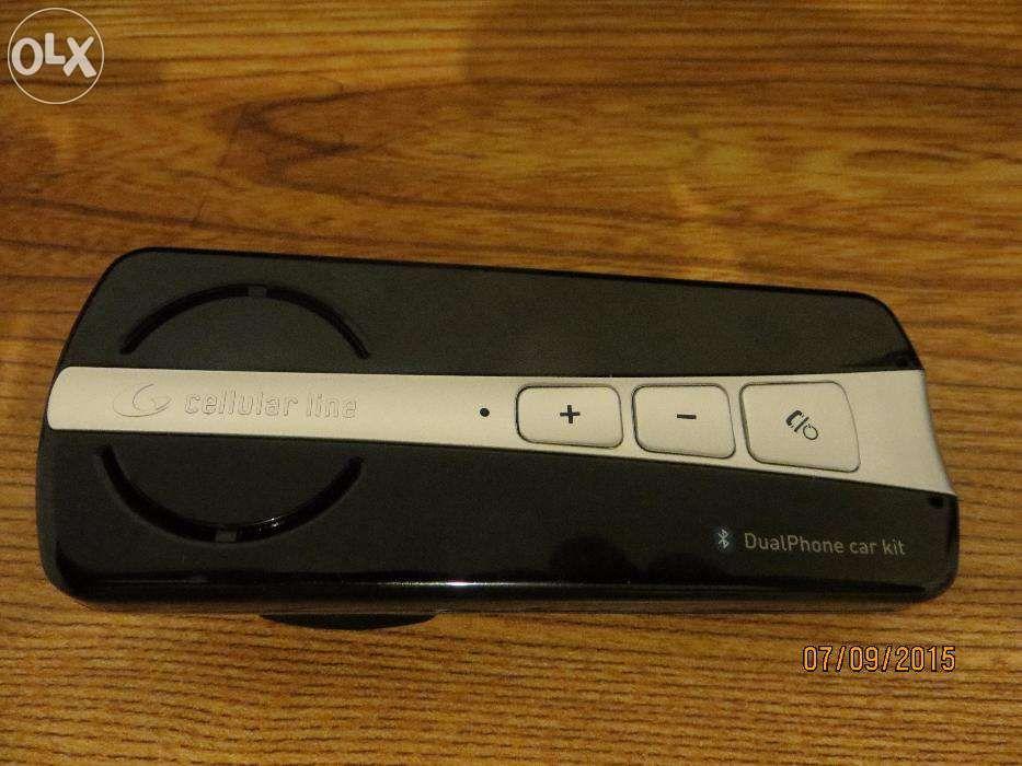 Dispositivo Mãos Livres Bluetooth para automóvel Tábua - imagem 1