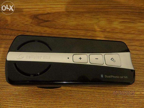 Dispositivo Mãos Livres Bluetooth para automóvel