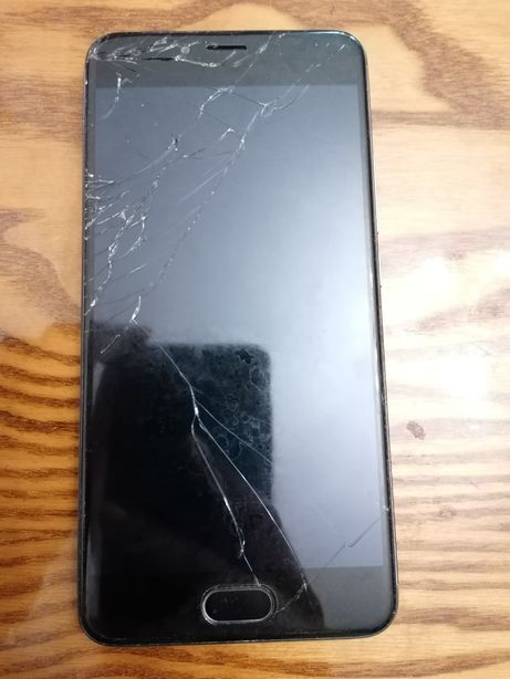 Смартфон Meizu M5s, разбитый экран