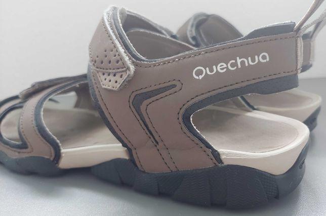 Sandały meskie turystyczne Quechua , r. 42
