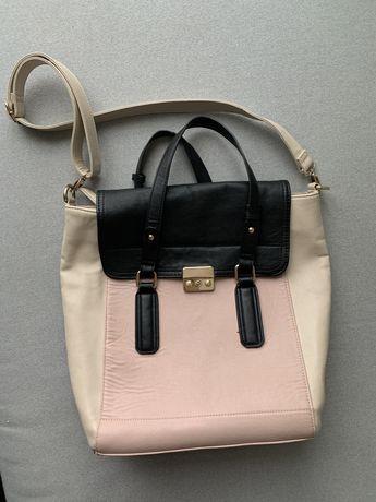 Вместительная сумка chillin crop с короткими ручками