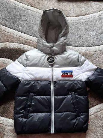 Продам детскую куртку на мальчика Levi`s, оригинал