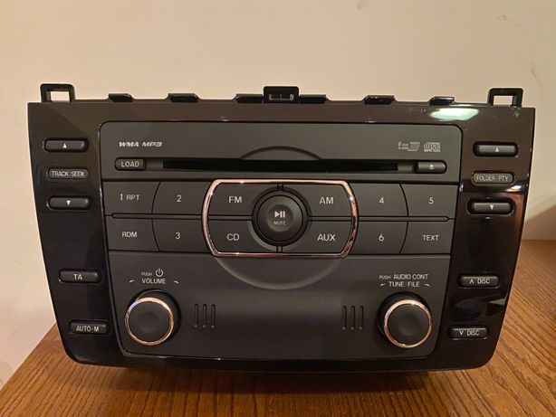 Radio Mazda 6GH GER4 66 9RX