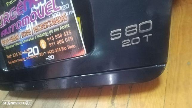 Volvo S80 - letras - Legenda (Volvo) (S80) (2.0T)
