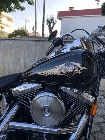 Harley Davidson em exelente estado