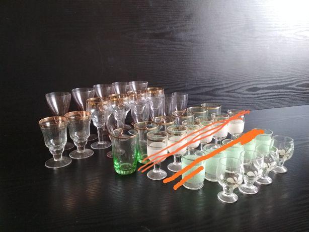 Стопки - стаканы - тарелки