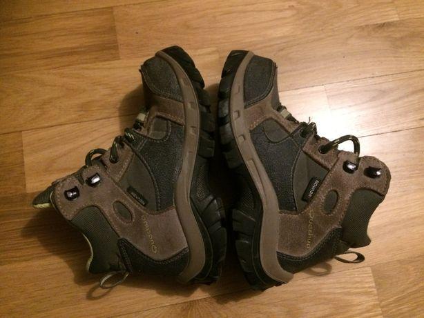 Buty trekkingowe Quechua Decathlon dziecięce 29