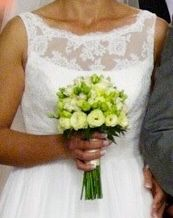 Wyjątkowa hiszpańska suknia ślubna czeka na Ciebie !!!
