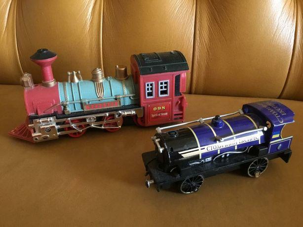 Набор Экспресс, локомотив паровоз