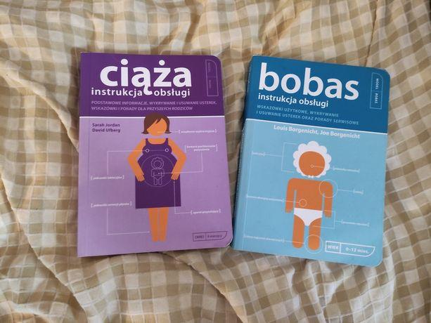 Książki ciąża instrukcja obsługi i dziecko instrukcja obsługi