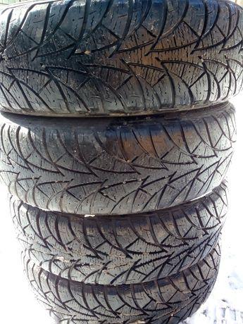 Резина зима Rosava 185 65 R15 4шт идельное состояние