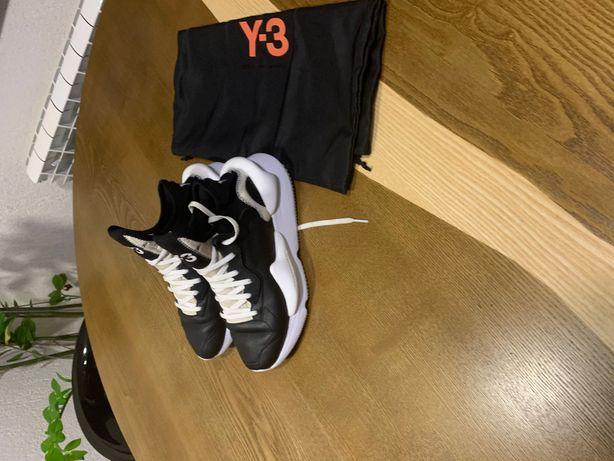 Кроссовки Adidas Y-3 Yoko yomomoto