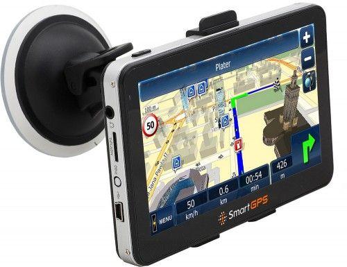 Nawigacja Samochodowa Smart GPS SG 730