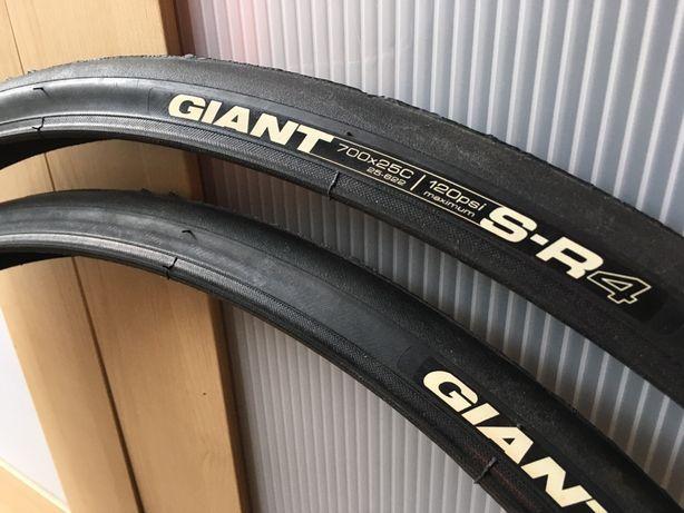 Opony szosowe Giant 700x25c kolarzówka