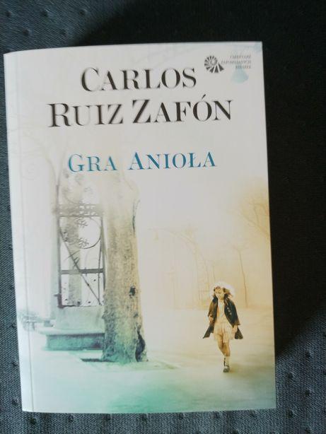 """Carlos Ruiz Zafon nowa powieść """"Gra Anioła"""""""