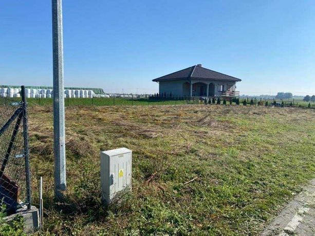 Działka budowlana - Padniewko