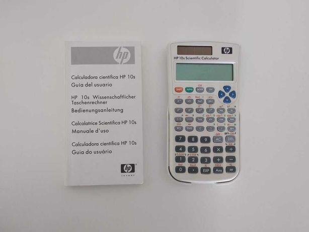 Calculadora Científica HP 10s - Usada