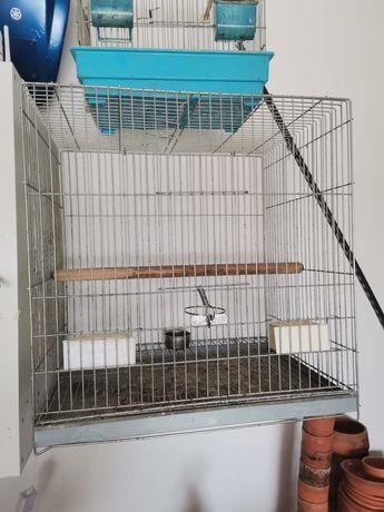 Gaiola jaula aves Papagaios