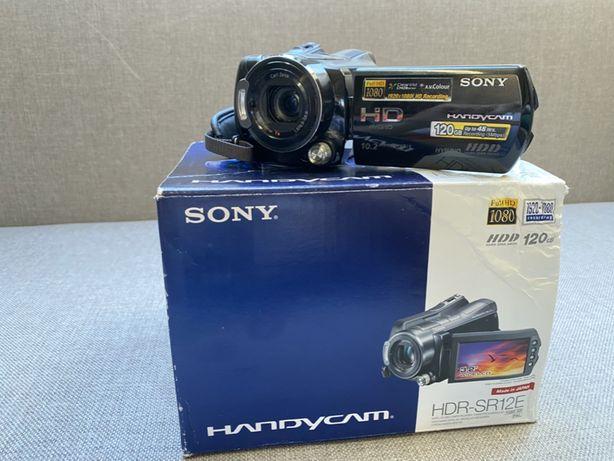 Kamera SONY Handycam HDR-SR12E Full HD 120GB HDD