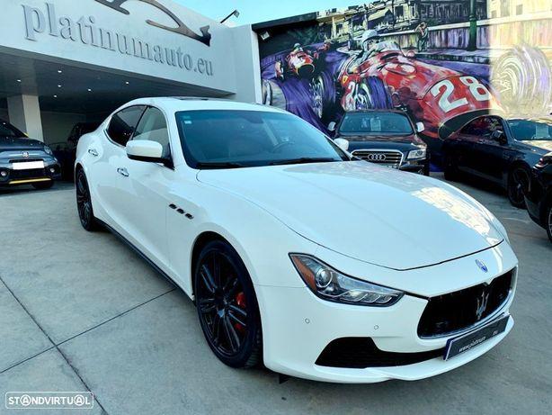 Maserati Ghibli 3.0 V6 S Q4