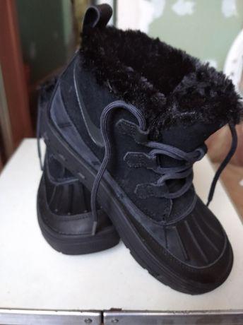 Детские зимние ботинки с США