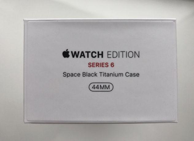 Apple Watch EDITION Series 6 Space Black Titanium Case 44mm