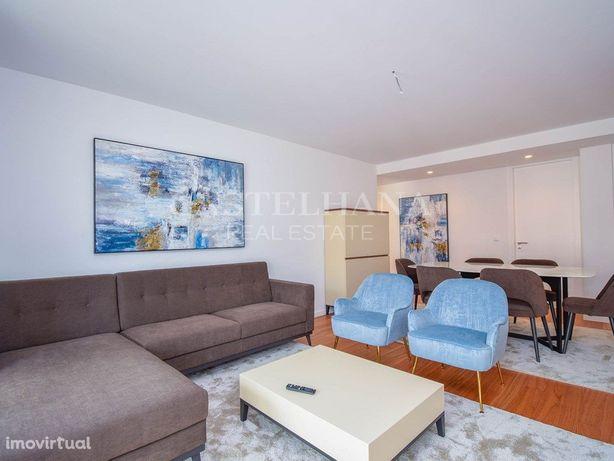 Apartamento novo nas Laranjeiras com garagem