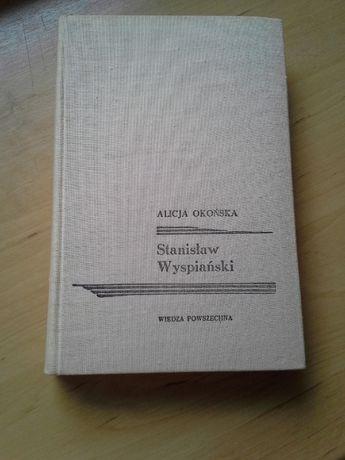 Stanisław Wyspiański, Alicja Okońska, wyd I, 1971r