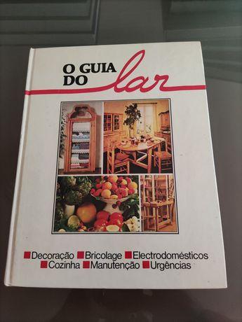 Livro O guia do lar do Círculo de Leitores