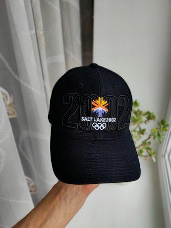 Кепка бейсболка коллекц олимп.игор в Salt Lake America Needle 2002