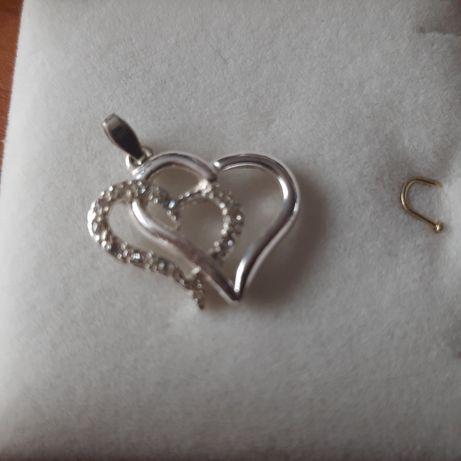 Biżuteria serce