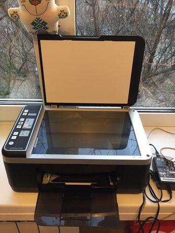 3 в1. Принтер, сканер, ксерокс   HP Deskjet F4180.