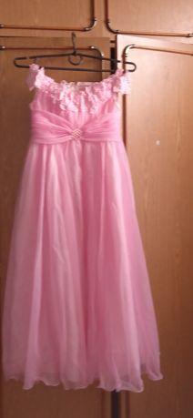 Продам платье на девочку лет 12