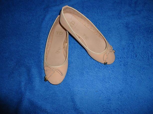 Балетки - туфлі розмір 33/34
