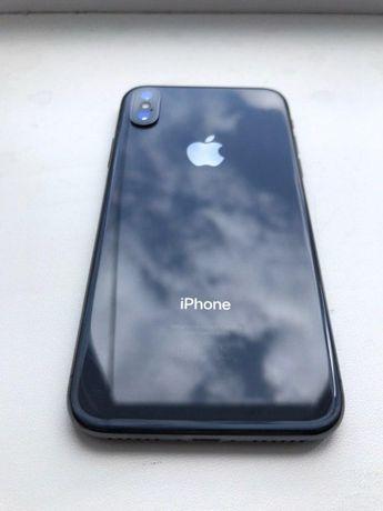 Apple iPhone X 64GB Space Gray Neverlock Магазин с гарантией!