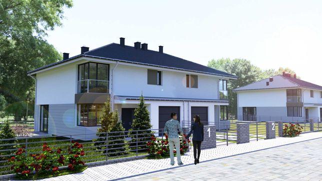 Dom na kameralnym osiedlu- Rąbień centrum