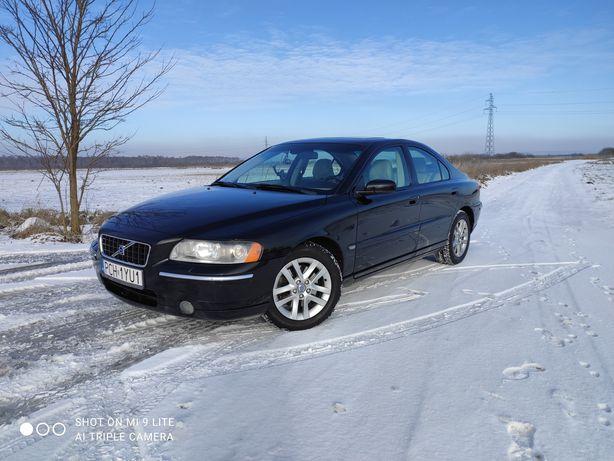 Volvo S60 (V70) 2.4 D5 163KM 2004r. po lift 273tys. km przebiegu