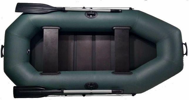 Лодка двухместная надувная пвх Grif-boat G-250