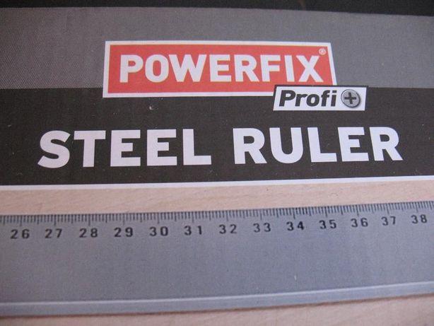Stalowa Linijka PowerFix Steel Ruler