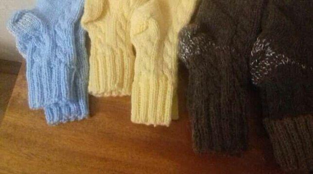 Вязание спицами на заказ.